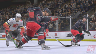 NHL® 2K9 Screenshot 6