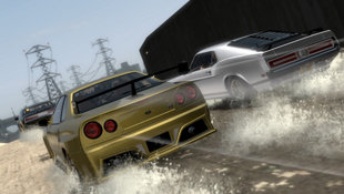 Midnight Club Los Angeles Screenshot 3
