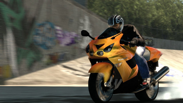 Midnight Club Los Angeles Screenshot 4