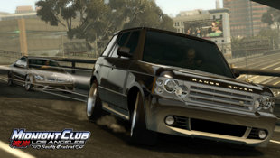 Midnight Club Los Angeles Screenshot 5