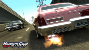 Midnight Club Los Angeles Screenshot 9