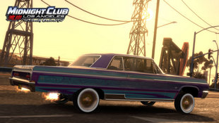 Midnight Club Los Angeles Screenshot 11