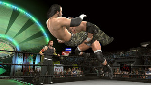 WWE SmackDown! vs. Raw 2009 Screenshot 11