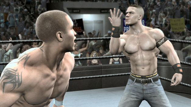 WWE SmackDown! vs. Raw 2009 Screenshot 1