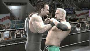 WWE SmackDown! vs. Raw 2009 Screenshot 3