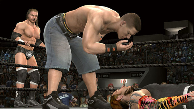 WWE SmackDown! vs. Raw 2009 Screenshot 7