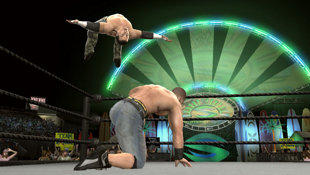 WWE SmackDown! vs. Raw 2009 Screenshot 8