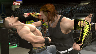 WWE SmackDown! vs. Raw 2009 Screenshot 9