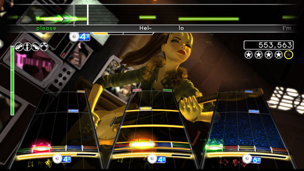 Rock Band™ Track Pack Volume 2 Screenshot 1