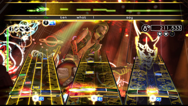 Rock Band™ Track Pack Volume 2 Screenshot 4