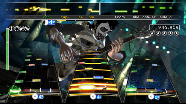 Rock Band™ Track Pack Volume 2 Screenshot 7