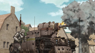 Valkyria Chronicles™ Screenshot 3