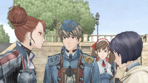 Valkyria Chronicles™ Screenshot 4