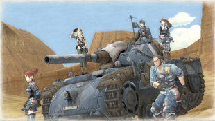 Valkyria Chronicles™ Screenshot 5