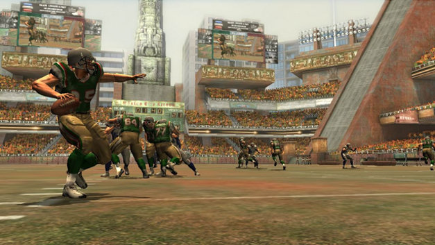 Blitz: The League II Screenshot 1