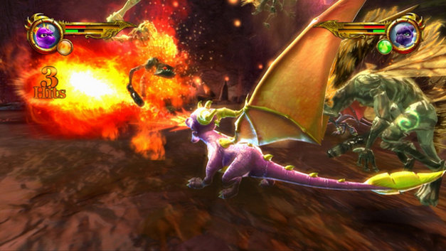 The Legend of Spyro®: Dawn of the Dragon Screenshot 1