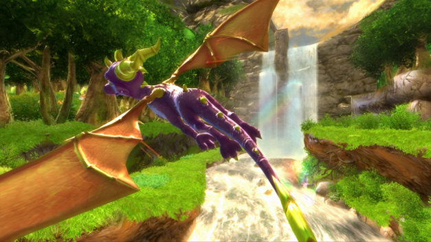 The Legend of Spyro®: Dawn of the Dragon Screenshot 4