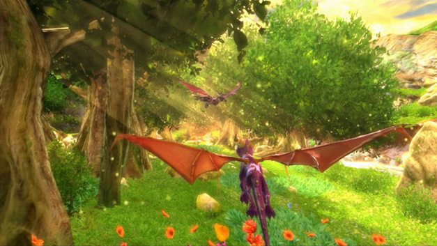 The Legend of Spyro®: Dawn of the Dragon Screenshot 7