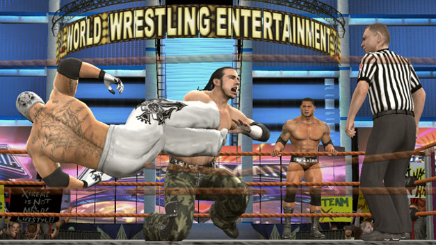 WWE: Smackdown vs Raw 2009 Collector's Edition Screenshot 10