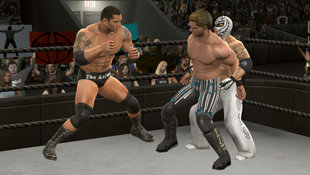 WWE: Smackdown vs Raw 2009 Collector's Edition Screenshot 11