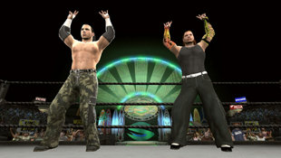 WWE: Smackdown vs Raw 2009 Collector's Edition Screenshot 2