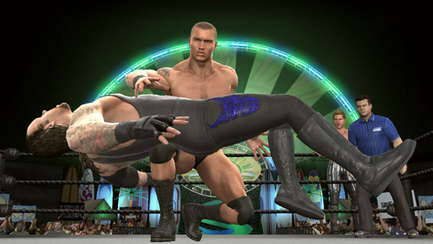 WWE: Smackdown vs Raw 2009 Collector's Edition Screenshot 4