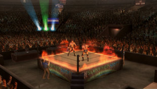 WWE: Smackdown vs Raw 2009 Collector's Edition Screenshot 5