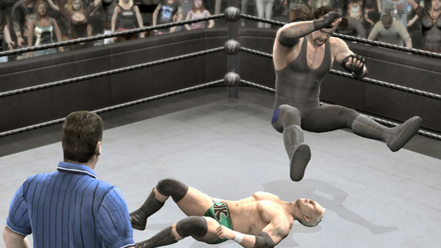 WWE: Smackdown vs Raw 2009 Collector's Edition Screenshot 7