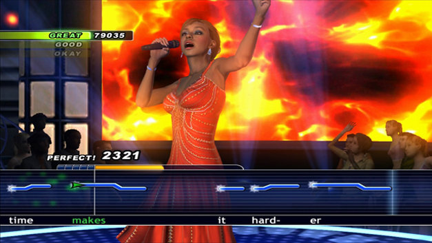 Karaoke Revolution Presents: American Idol Encore 2 Screenshot 1