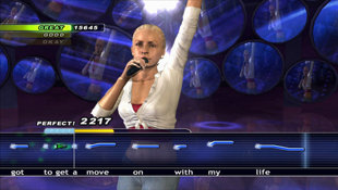 Karaoke Revolution Presents: American Idol Encore 2 Screenshot 2