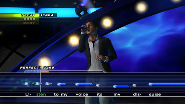 Karaoke Revolution Presents: American Idol Encore 2 Screenshot 4