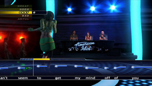 Karaoke Revolution Presents: American Idol Encore 2 Screenshot 5