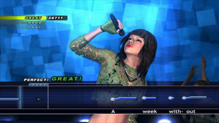 Karaoke Revolution Presents: American Idol Encore 2 Screenshot 6