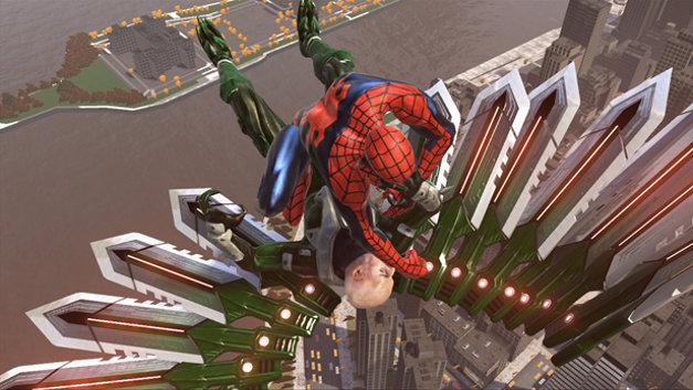 Spider-Man™: Web of Shadows Screenshot 1