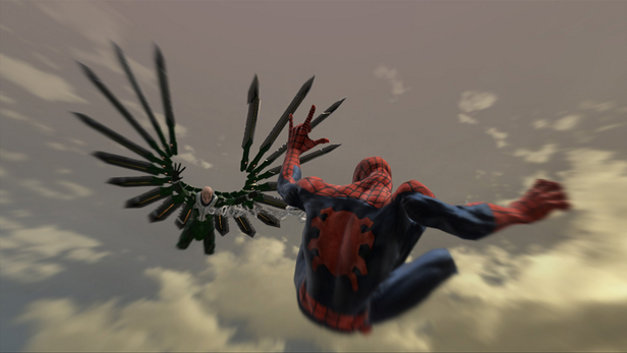 Spider-Man™: Web of Shadows Screenshot 4