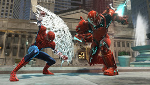 Spider-Man™: Web of Shadows Screenshot 5