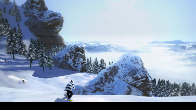 Shaun White Snowboarding Screenshot 1