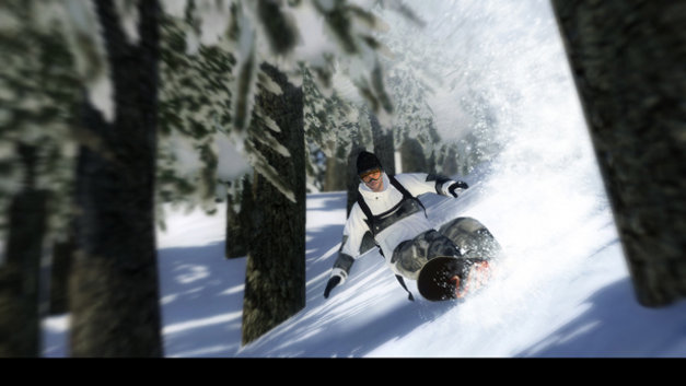 Shaun White Snowboarding Screenshot 4
