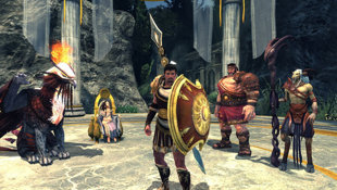 Rise of the Argonauts Screenshot 3