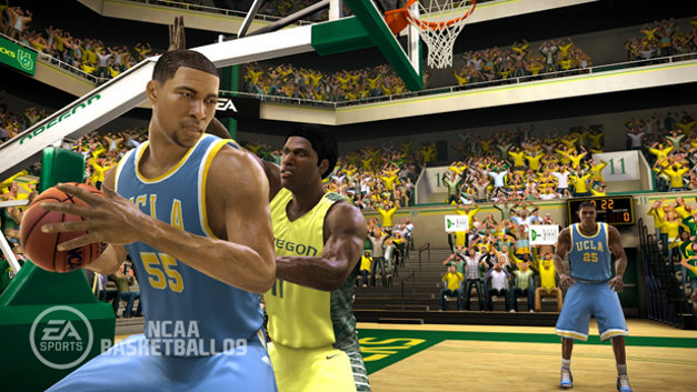 NCAA® Basketball 09 Screenshot 1