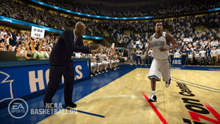 NCAA® Basketball 09 Screenshot 2