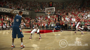 NCAA® Basketball 09 Screenshot 3