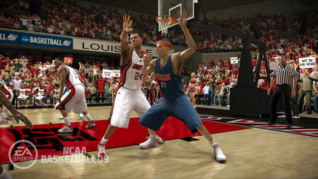 NCAA® Basketball 09 Screenshot 4