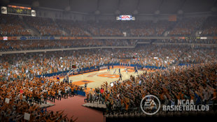 NCAA® Basketball 09 Screenshot 5