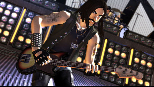 AC/DC Live: Rock Band™ Track Pack Screenshot 1