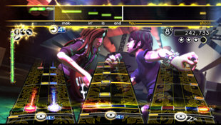 AC/DC Live: Rock Band™ Track Pack Screenshot 3