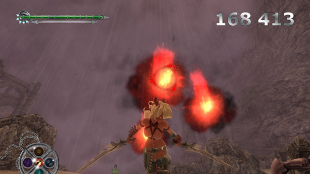 X-Blades Screenshot 4