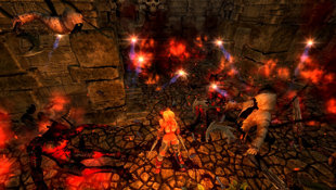 X-Blades Screenshot 6