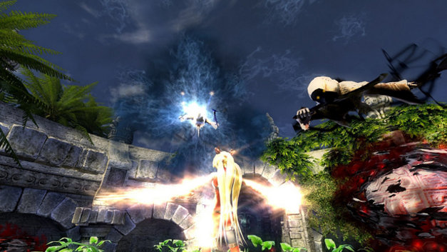 X-Blades Screenshot 7