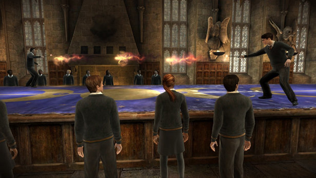 Harry Potter And The Half Blood Prince Game Ps3 Playstation